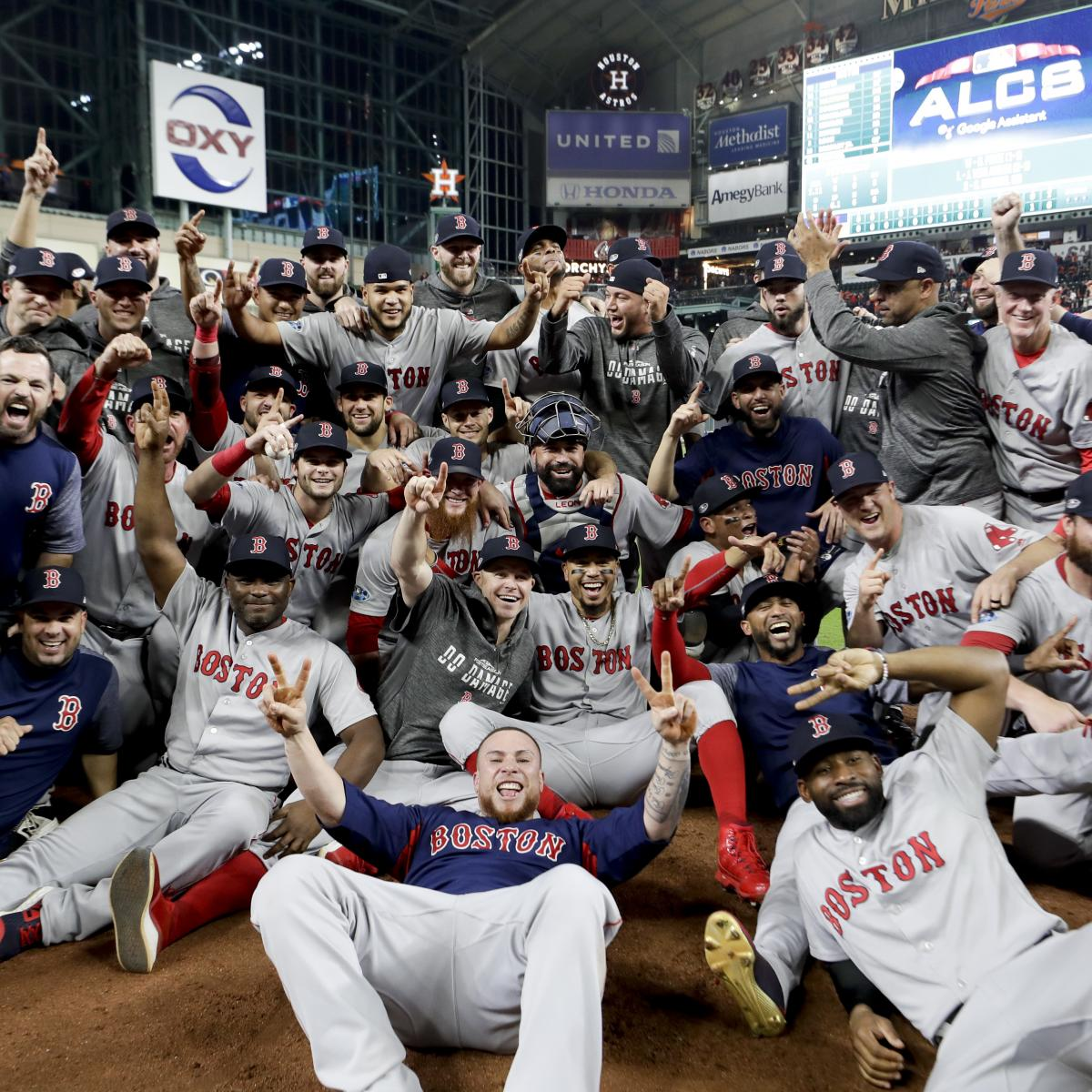 1ca5528c875b3e World Series 2018: Series Preview and Game-by-Game Predictions | Bleacher  Report | Latest News, Videos and Highlights