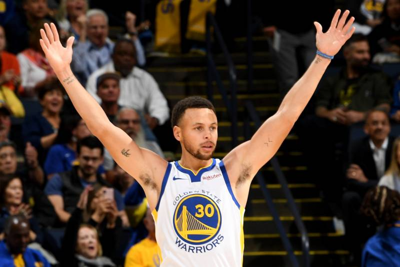 e6a7a0d8fcc NBA Power Rankings  Steph Curry Has Warriors Leading the Pack After 1 Week