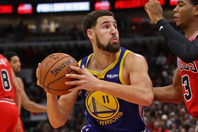 b366b1765e54 NBA Power Rankings  Klay Thompson