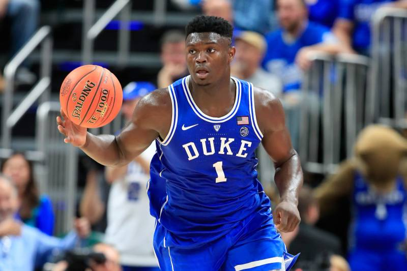 ae1367577756 Latest NBA Mock Draft as NCAA Basketball Season Tips Off