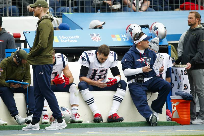 Monday Morning Digest Can The Patriots Survive The Decline