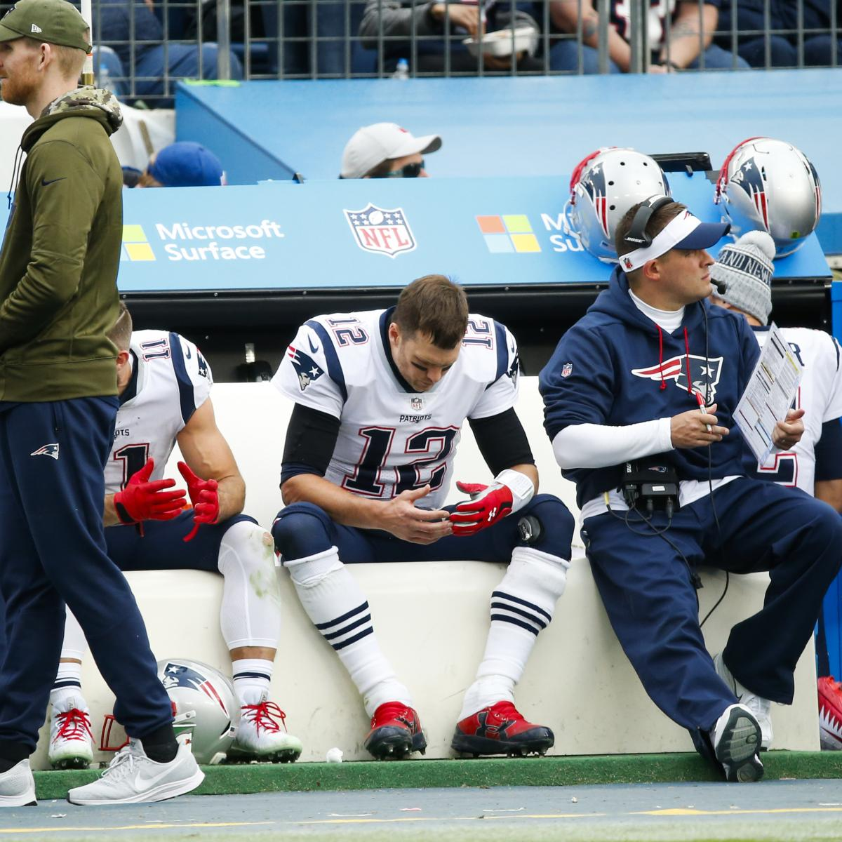 Monday Morning Digest  Can the Patriots Survive the Decline of Tom Brady   1691fbb1a