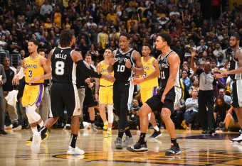 48dd790c The Weakest Link in Every NBA Team's Starting 5   Bleacher Report   Latest  News, Videos and Highlights