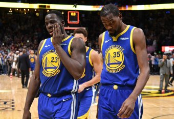 huge selection of 96979 e8746 NBA Power Rankings  Warriors Strife Intensifies Competition for Top Spots    Bleacher Report   Latest News, Videos and Highlights