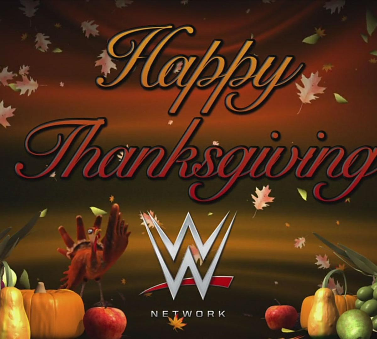 b2e1d6157 Giving Thanks for the 9 Best Things from WWE in 2018 on Thanksgiving ...