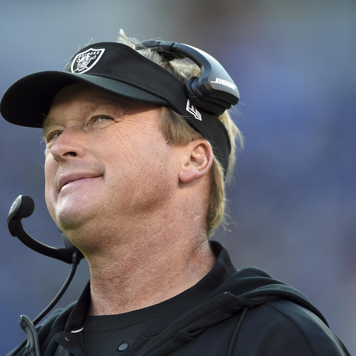 Each NFL Team's Most Boneheaded Decision This Year