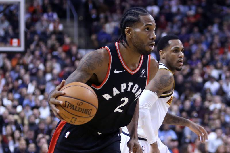881150e6e21 NBA Power Rankings: Kawhi and the Raptors Are Taking Over | Bleacher ...
