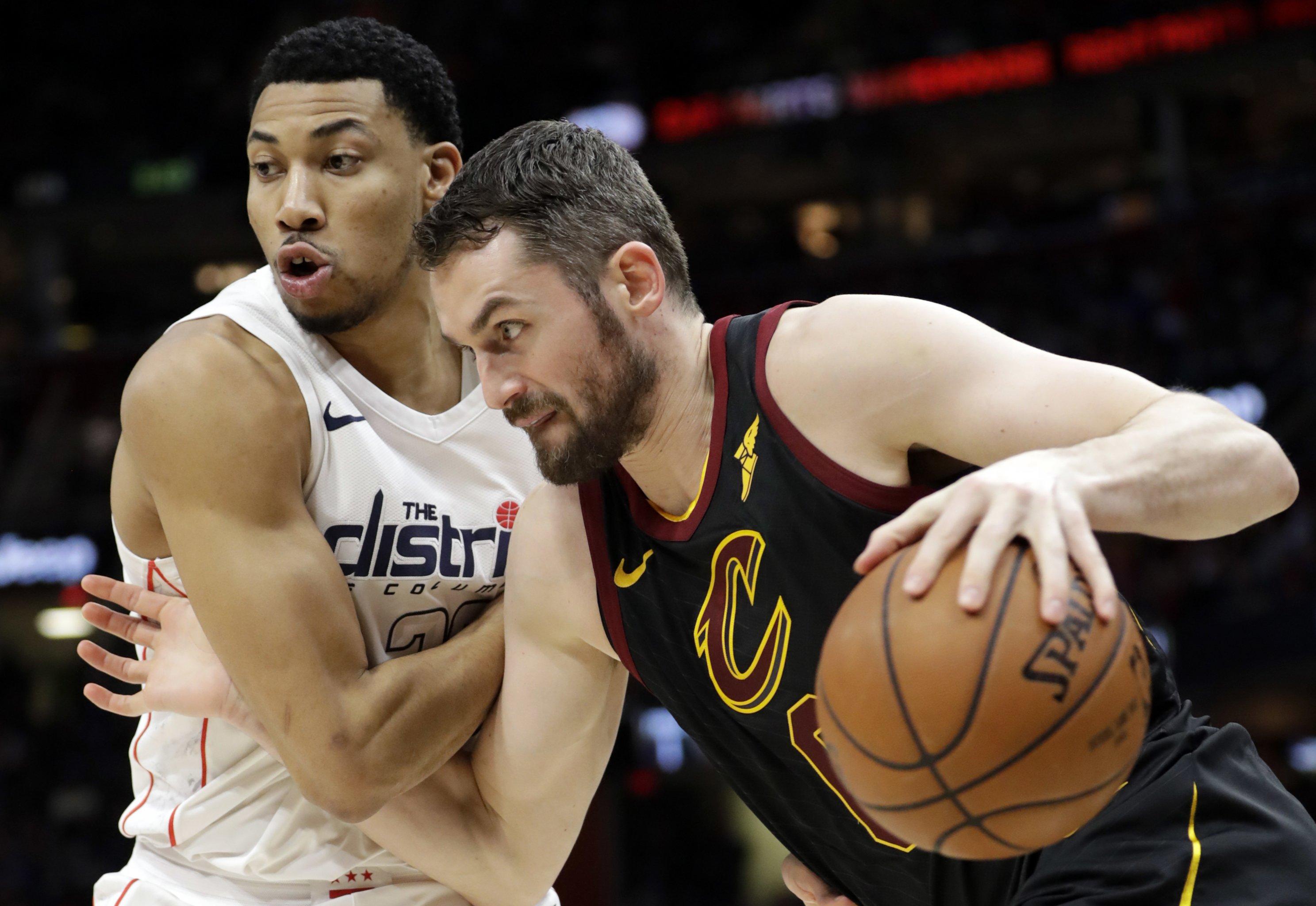 8643d2ddf NBA Trade Ideas off Latest Buzz: Deals for Kevin Love, Trevor Ariza ...