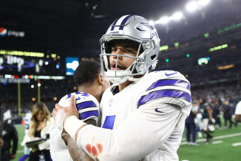 8e9d99396f5 Monday Morning Digest: How Amari Cooper Made the Cowboys the NFL's Scariest  Team