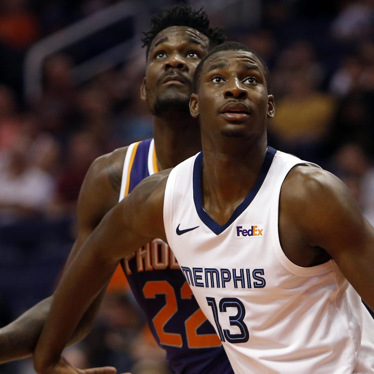 5 NBA Rookies On Fire So Far In 2018-19