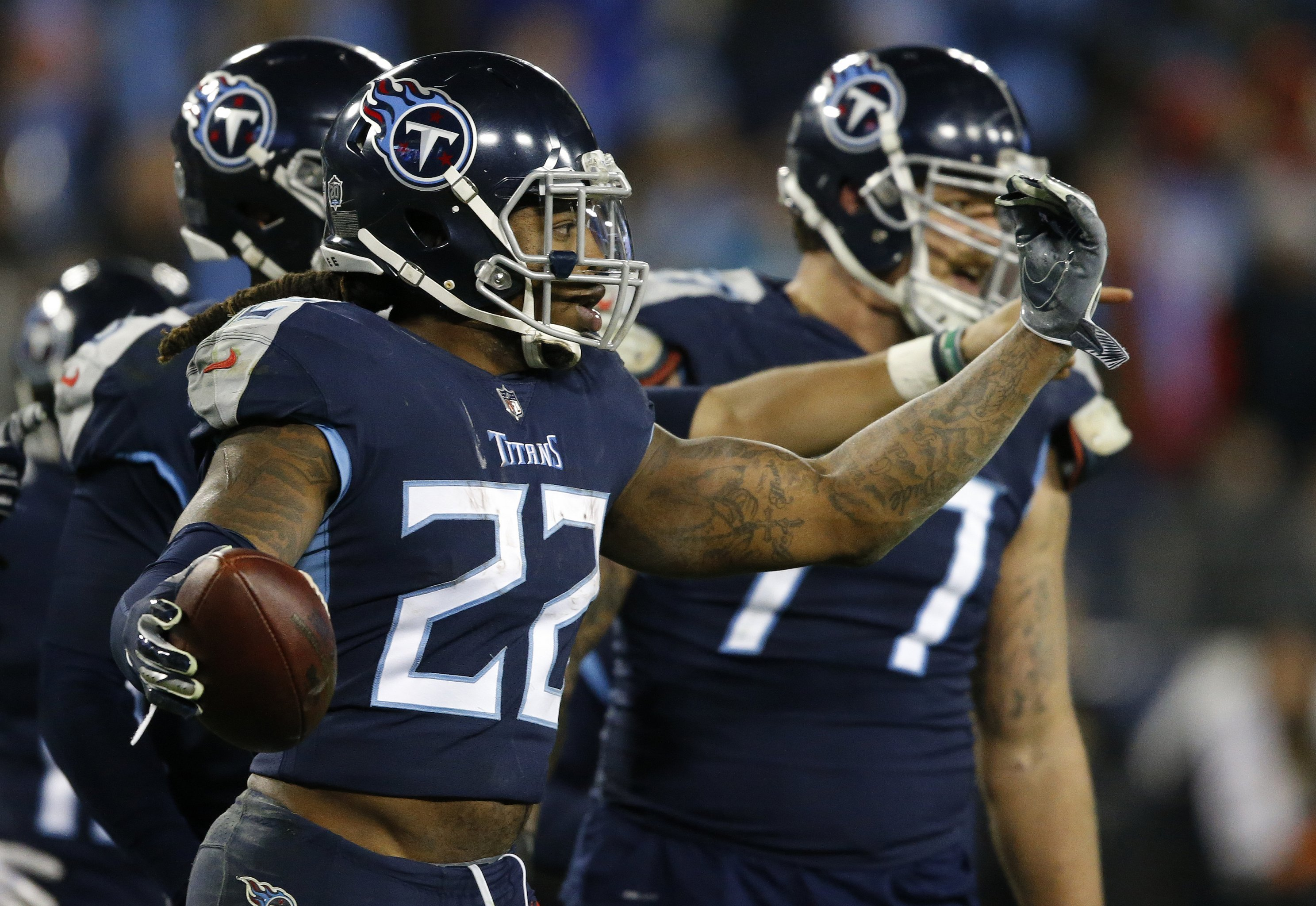 945a2b4a NFL Power Rankings: B/R's Expert Consensus Rank for Every Team ...