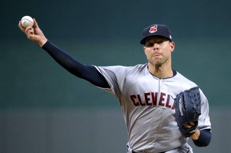 490321e9f MLB Blockbuster Trade Suitors  Odds on Corey Kluber