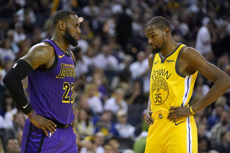 d47899696 Updated NBA Championship Odds  Los Angeles Lakers Surge Forward ...
