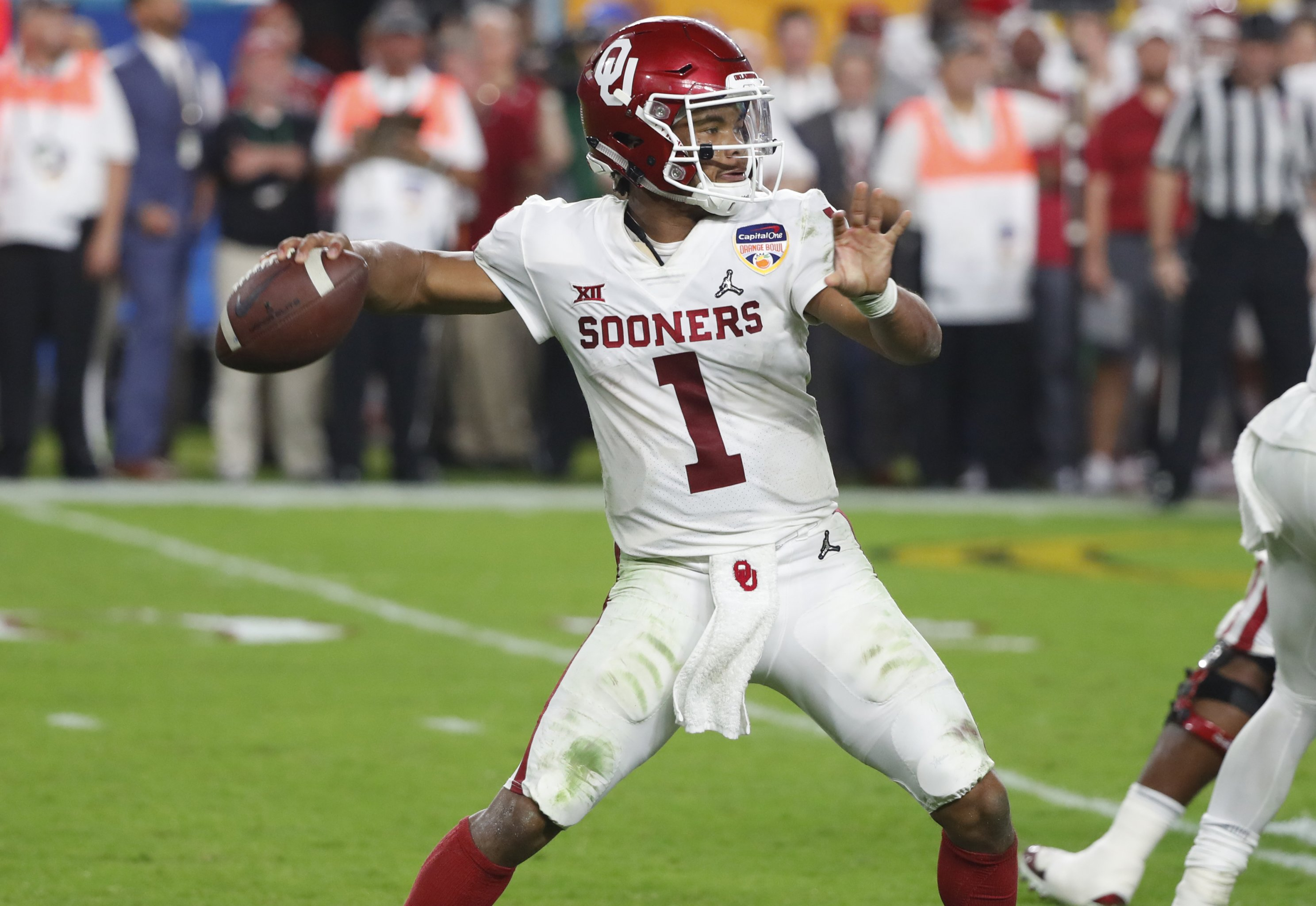 ab2ed1ab 2019 NFL Mock Draft: Latest Picks After Kyler Murray, Underclassmen ...