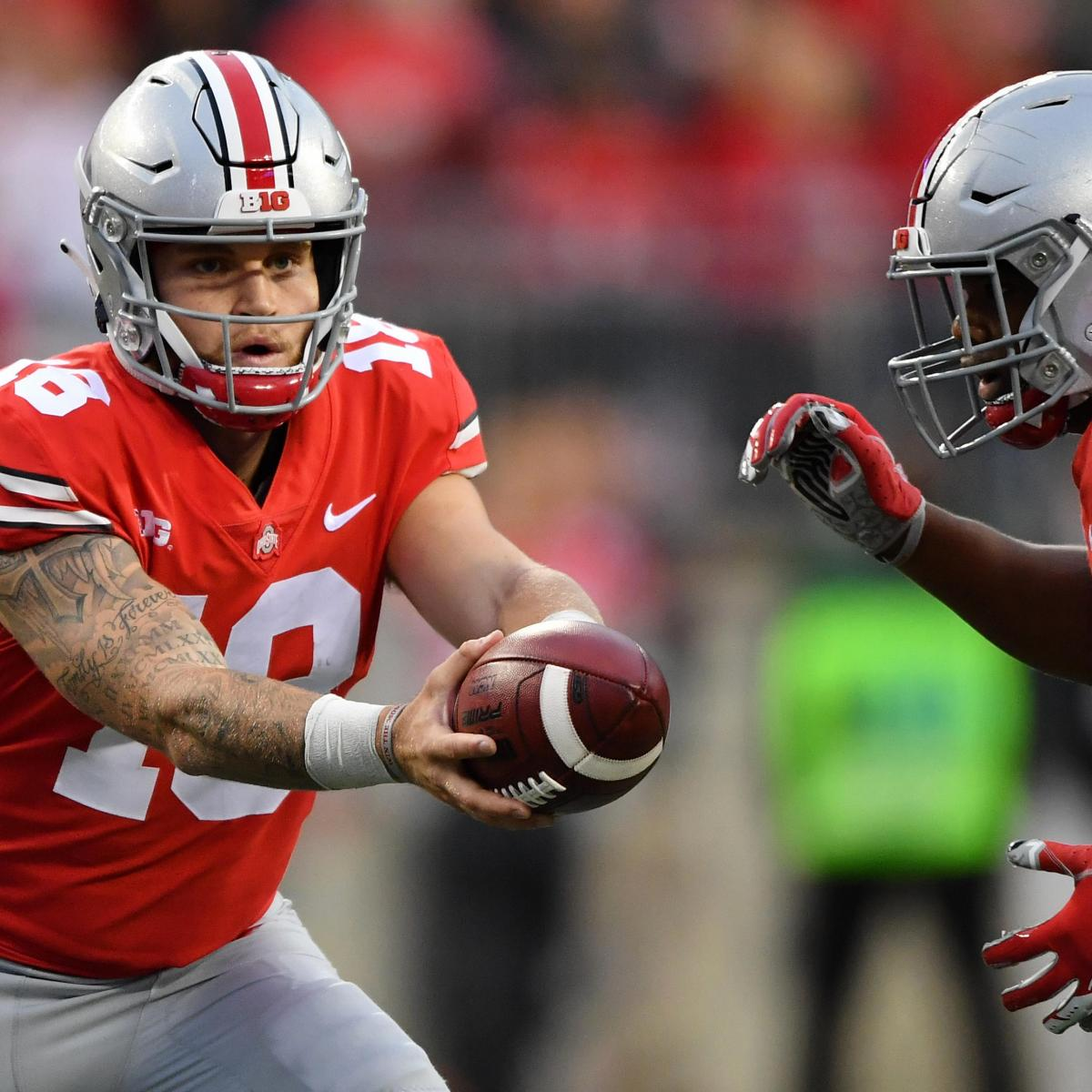 Ranking Possible Landing Spots for Tate Martell's Transfer ...