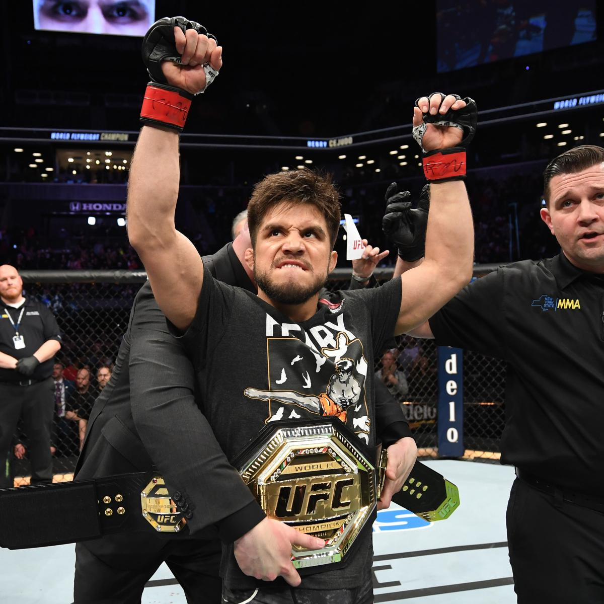 The Real Winners And Losers From UFC Fight Night: Cejudo