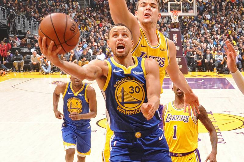 bb8e177c4bcd NBA Power Rankings  Stephen Curry