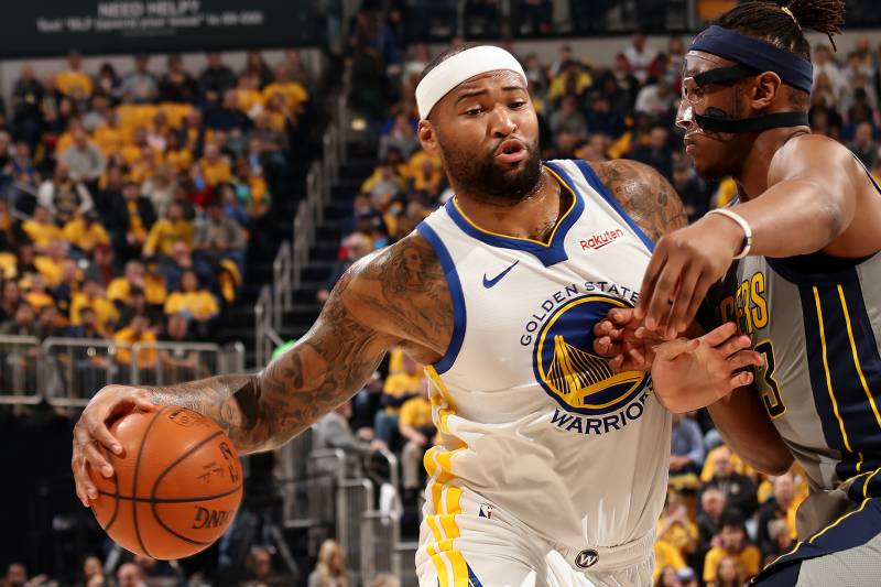 3c31cf21eac NBA Power Rankings  DeMarcus Cousins and the Warriors Bulldozing the League