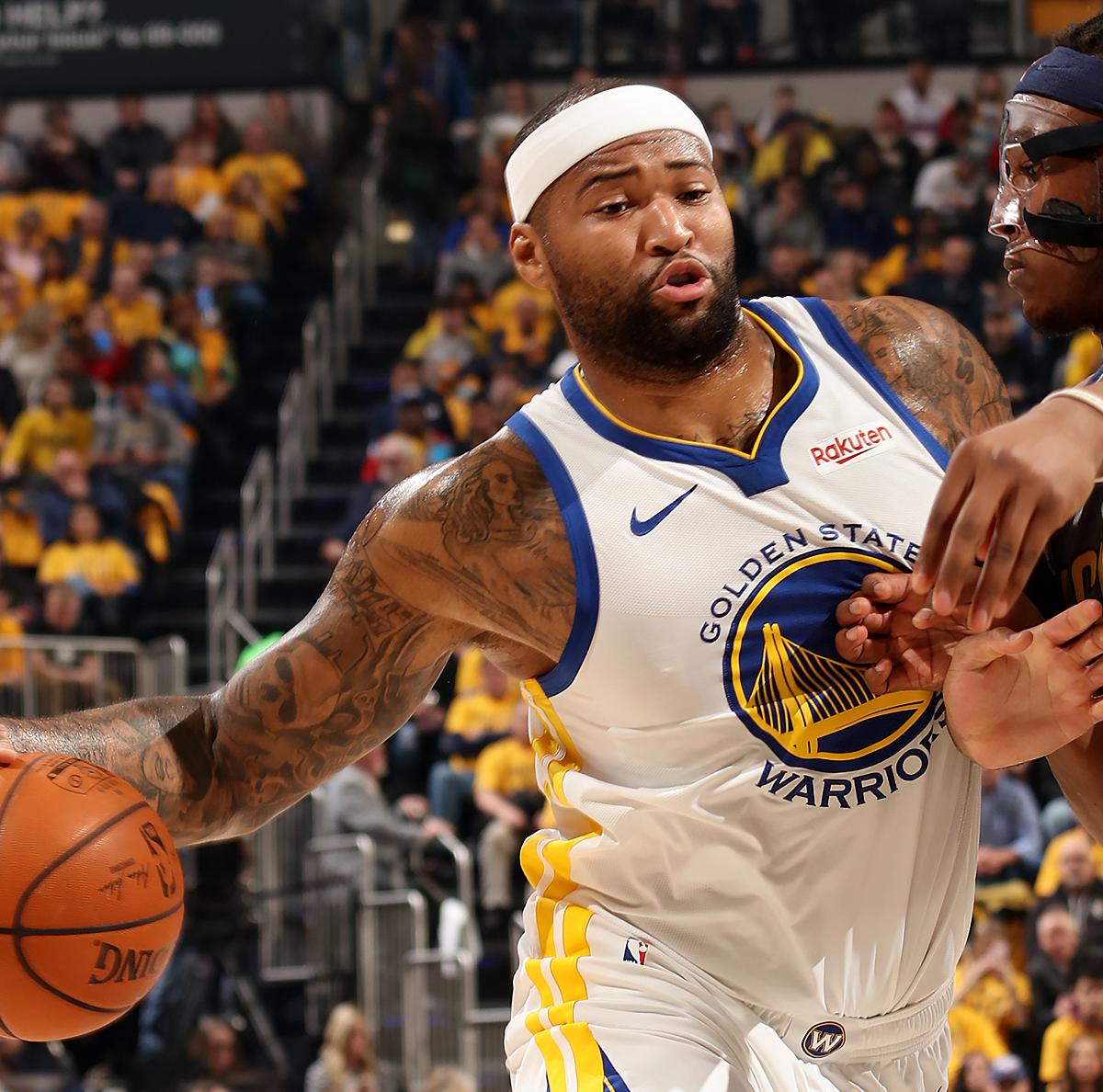 Warriors Come Out To Play Bleacher Report: NBA Power Rankings: DeMarcus Cousins And The Warriors