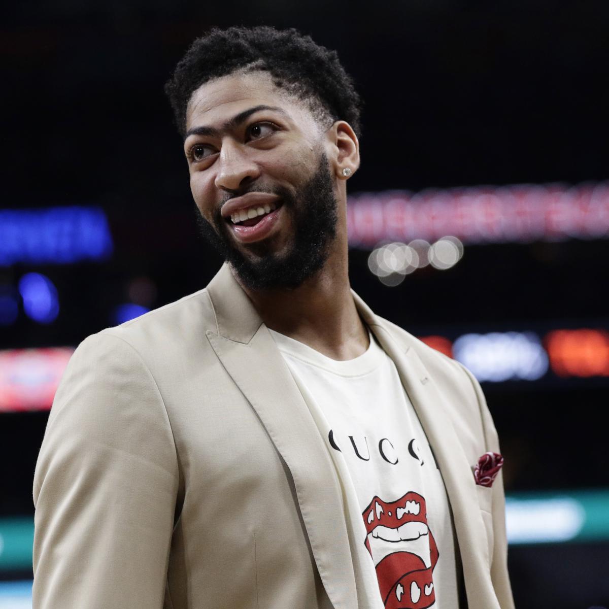 Bleacher Report Nba Staff S 2019 Playoff Predictions: B/R Staff Predictions For 2019 NBA Trade Deadline