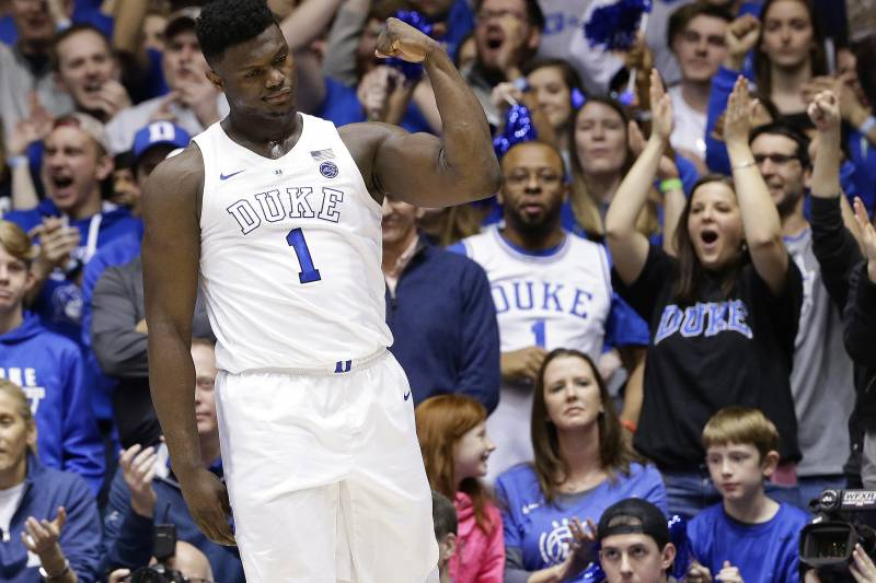 How Zion Williamson Fits with NBA s Worst Teams  23865bca6