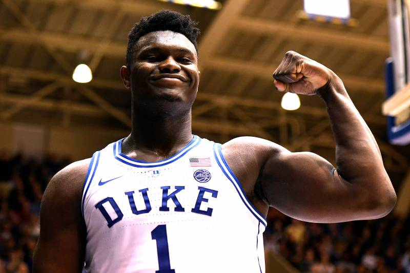 Where Zion Williamson Ranks Among Cbb S Best Freshman