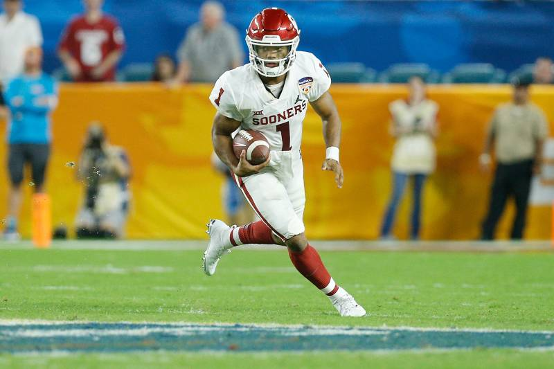 0fb53919 Best Fits for Kyler Murray After Heisman Winner Fully Commits to NFL ...