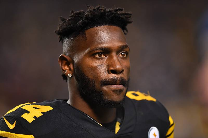Potential Landing Spots Offers After Antonio Brown Requests