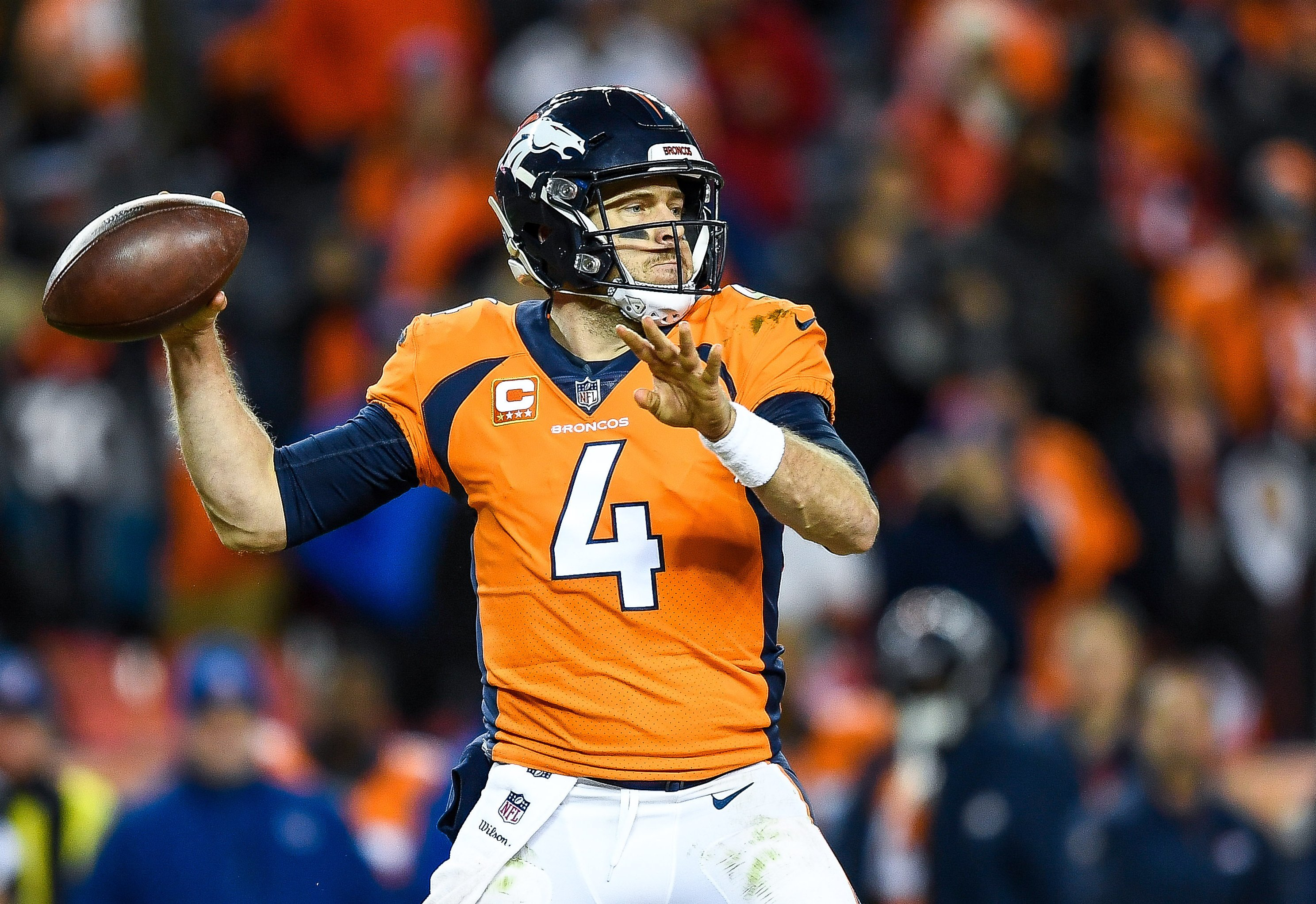 8cbcdfc9 Predicting the Ripple Effects of the Broncos' Trade for Joe Flacco ...