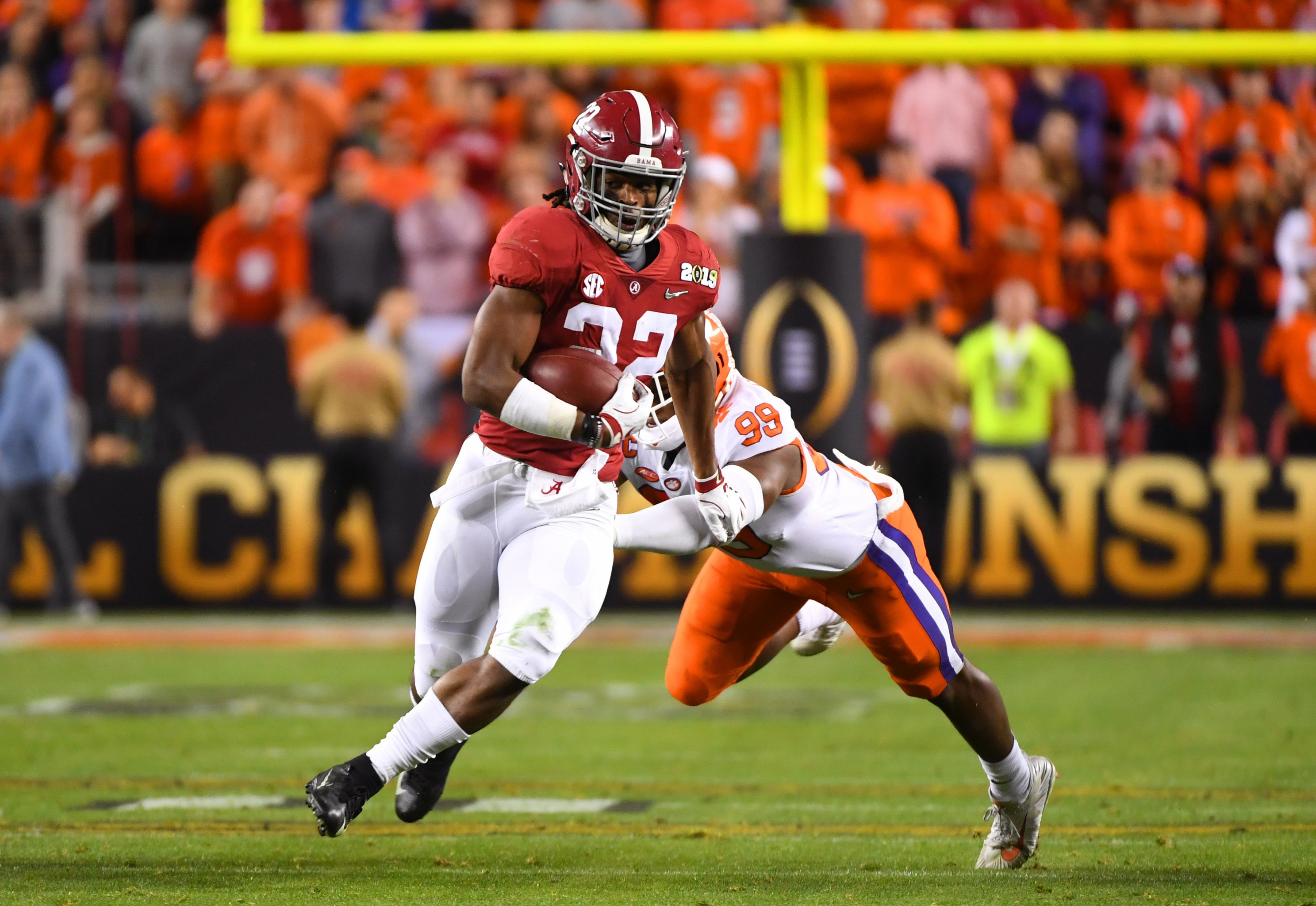 10 Teams That Have a Chance to Win the 2020 College Football Playoff