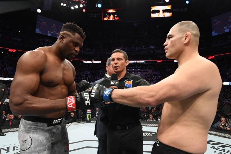 UFC on ESPN 1: The Real Winners and Losers | Bleacher Report