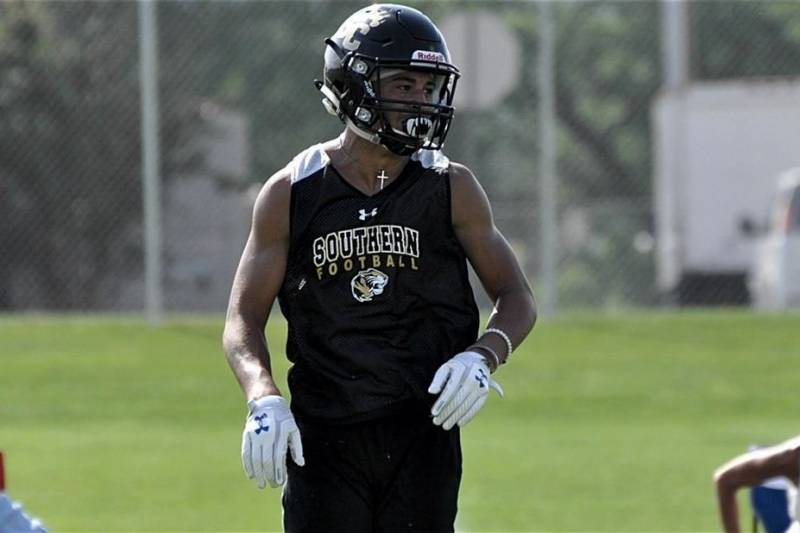 Best College Wr 2020 Top Landing Spots for Julian Fleming, CFB's No. 1 WR Recruit for