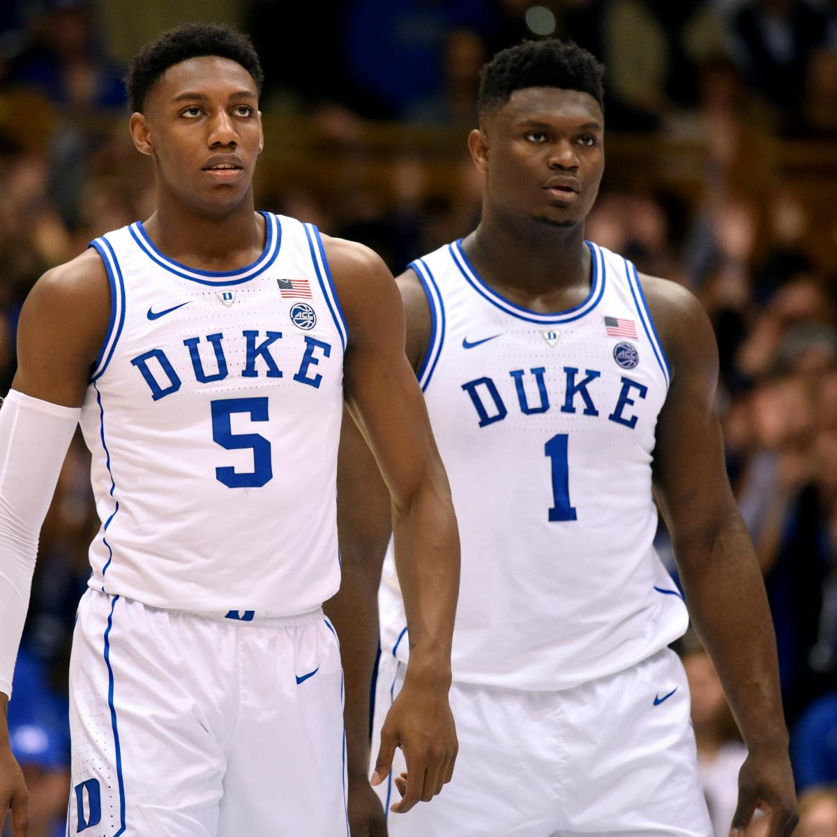 019beac2939 Ranking the 25 Best Players in the 2019 NCAA Tournament