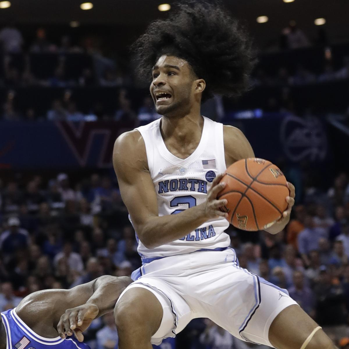 2019 NBA Draft Big Board: Ranking the Top 75 Players in This