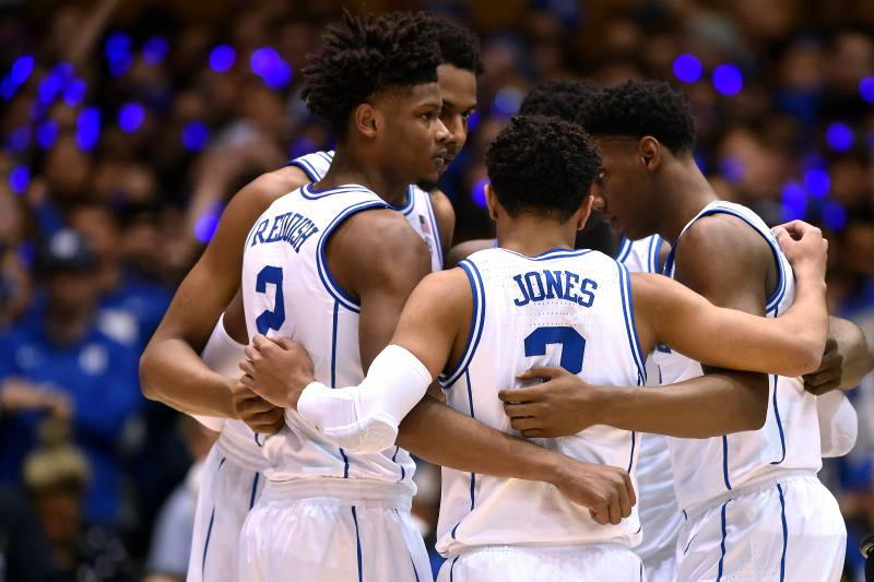 072b140c6 NCAA Tournament 2019: Breaking Down Every Team's Chances to Win the Title