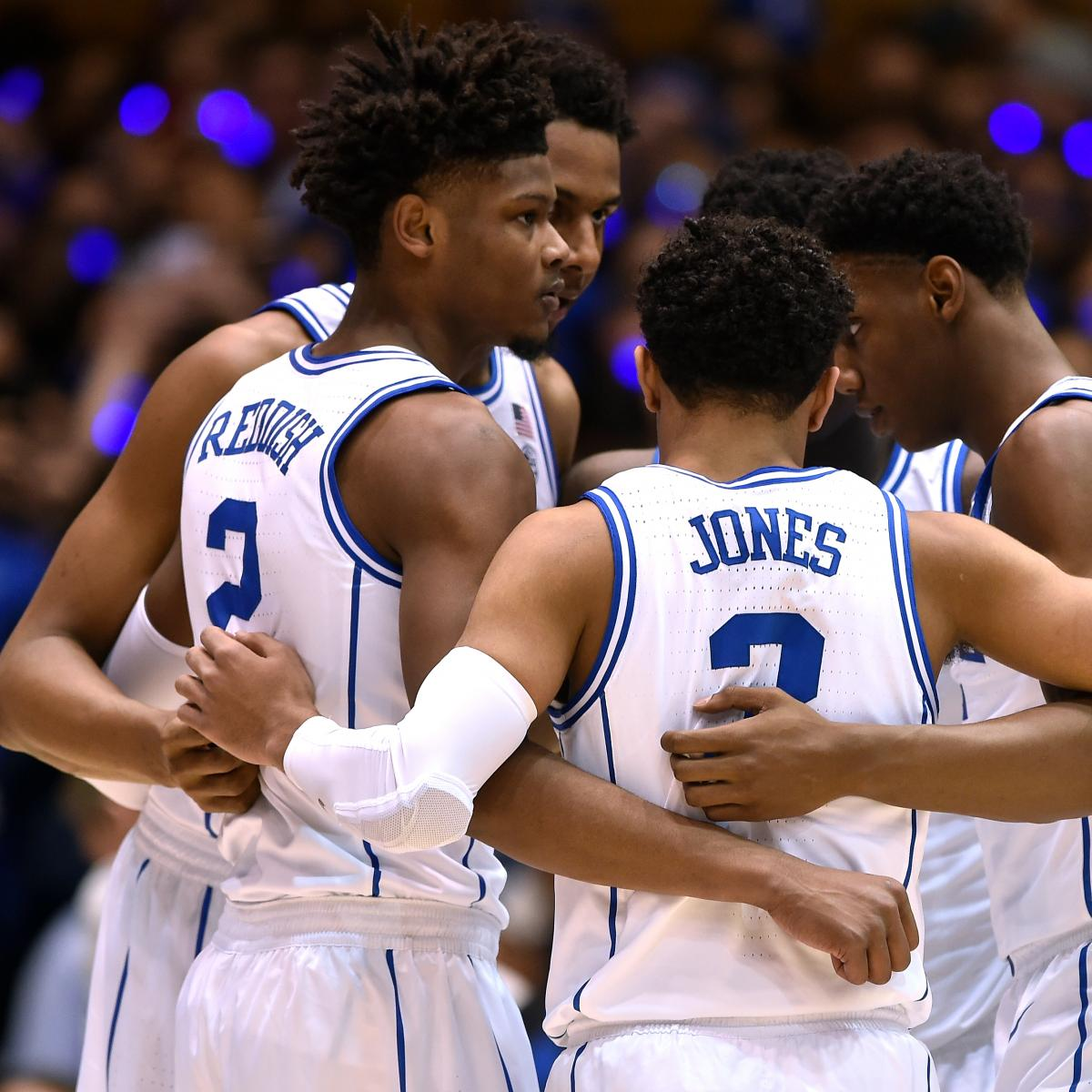 454832493c83 NCAA Tournament 2019  Breaking Down Every Team s Chances to Win the Title
