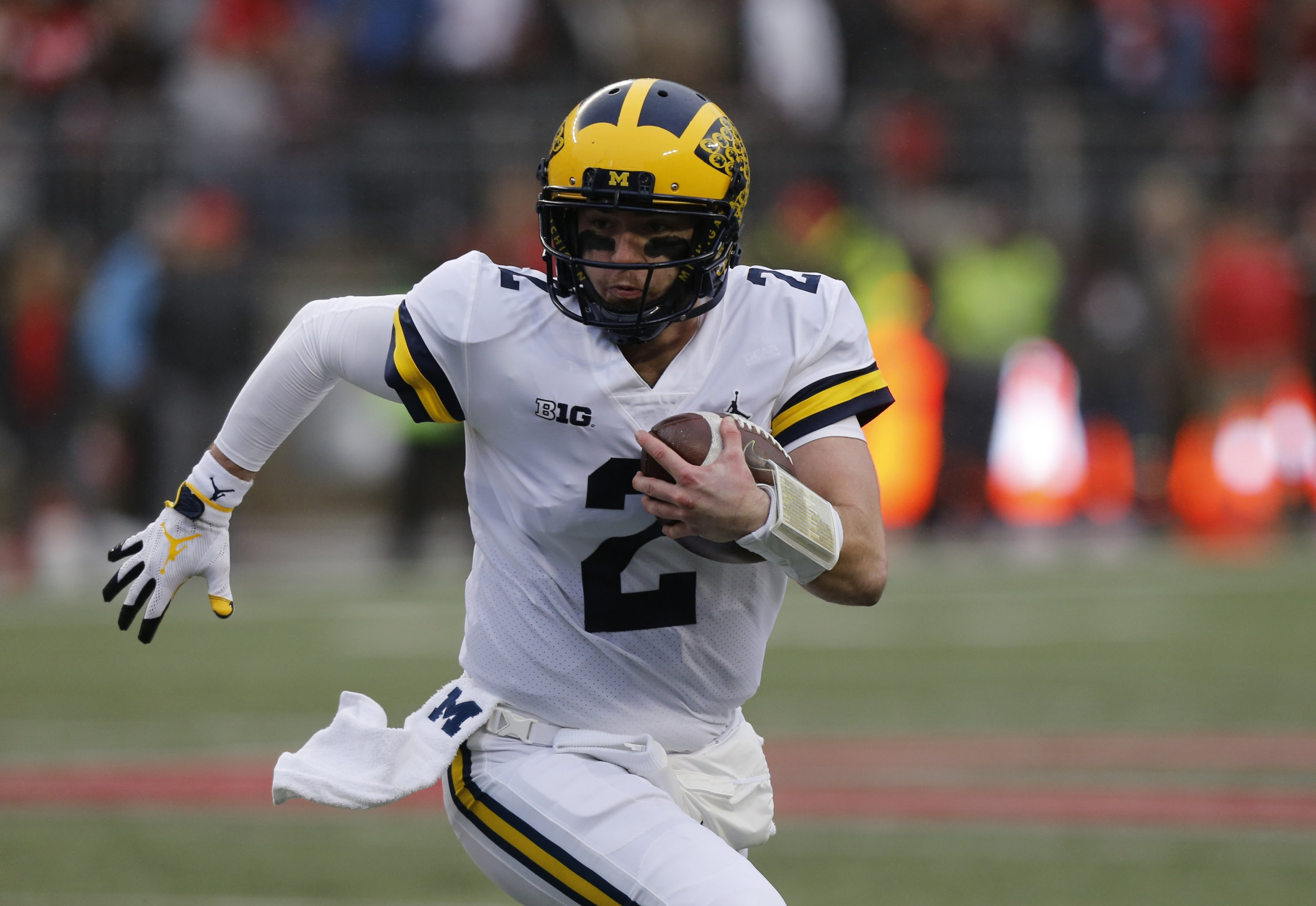 Top Rookie Quarterbacks 2020.A Way Too Early Look At The Potential 2020 Nfl Draft Qb Class