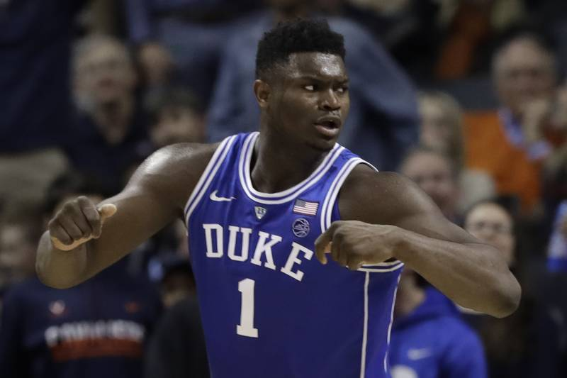 382981b938de NCAA Tournament 2019  Power Ranking All 68 Teams