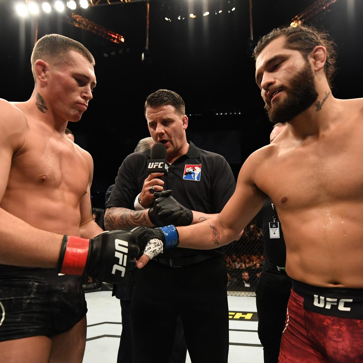 Real Losers and Winners Fight Results: The 147 UFC Night