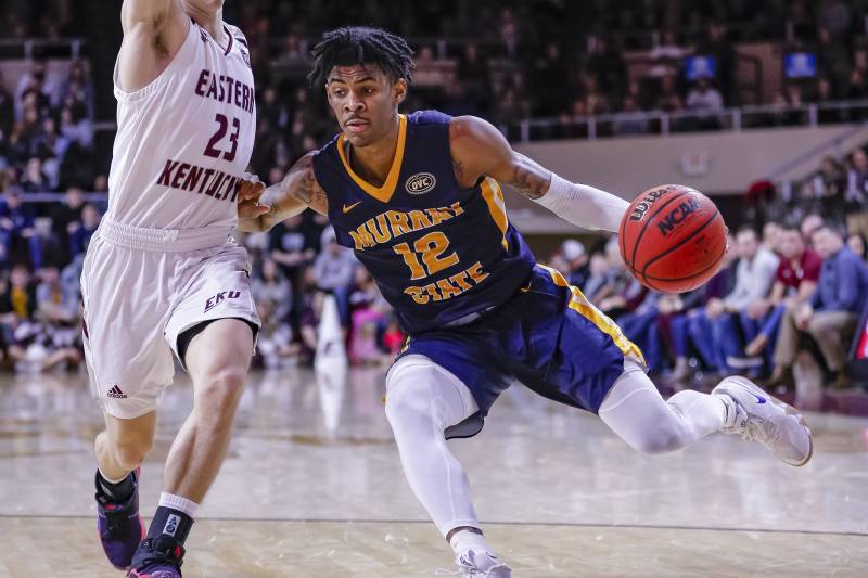 66bfbd3e1 Best Landing Spots for Murray State Star Ja Morant in 2019 NBA Draft ...