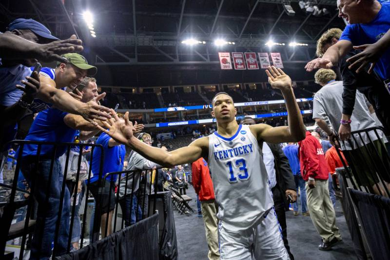 6a24bb260 NCAA Tournament 2019: B/R Expert Predictions, Updated Results for 2nd Round