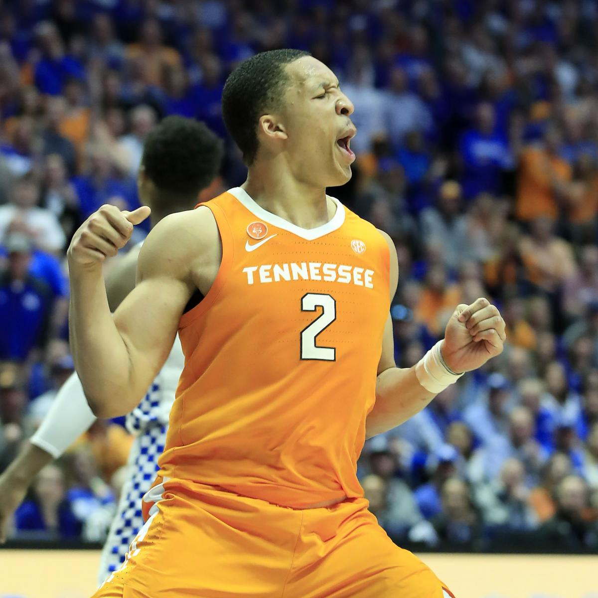 NCAA Tournament 2019: Ranking Top Seeds Most Likely to Fall in Sweet 16