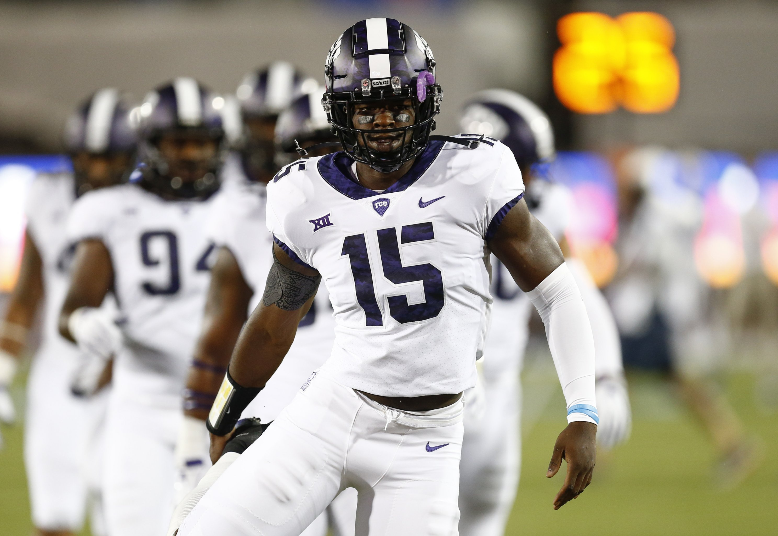 best service f833f 1d5a9 NFL Draft Prospects Who've Flown Up Boards This Offseason ...