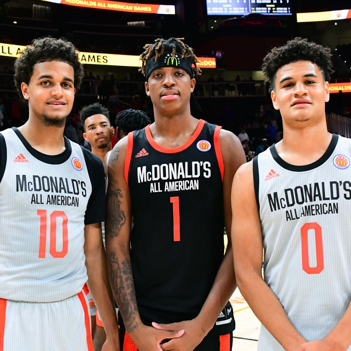 b28f350970bd 2019 McDonald s All-American Game  Report Cards for Every Player ...