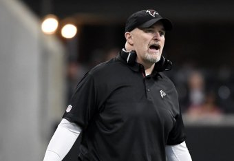 0bbe5fc28 Gauging How Hot Every NFL Coach's Seat Is Heading into the Draft | Bleacher  Report | Latest News, Videos and Highlights