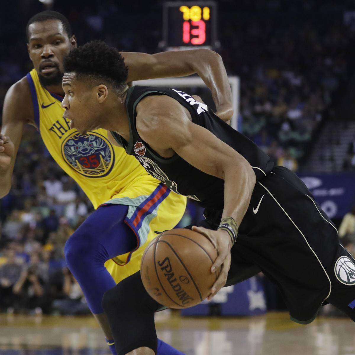 fbfcebc2ac40 Where Every NBA Playoff Team Stands Heading into the Postseason ...