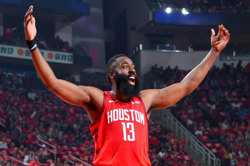 d5ba743654e NBA Power Rankings  James Harden