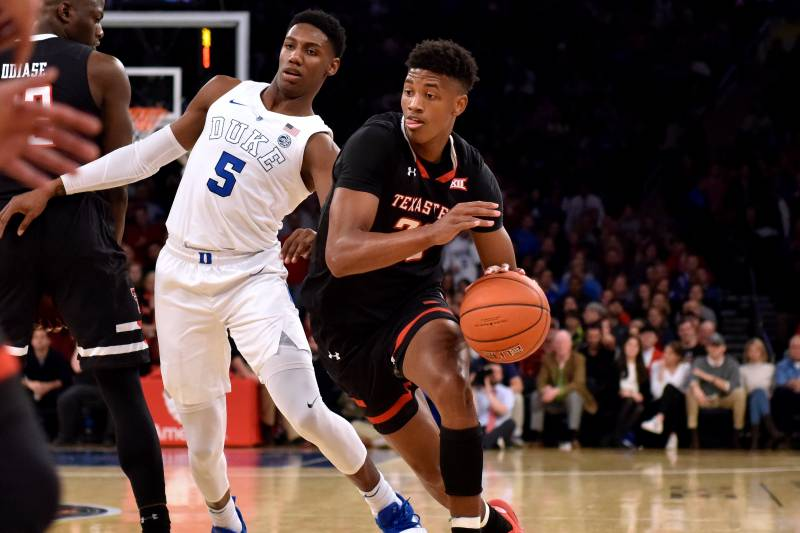 1bba3d42b21 Ranking Top 10 Shooting Guards in 2019 NBA Draft