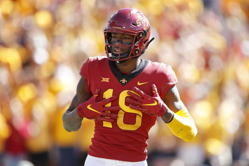 buy popular 4cd38 4a164 NFL Draft 2019 Big Board: Best Remaining Players After Day 2 ...