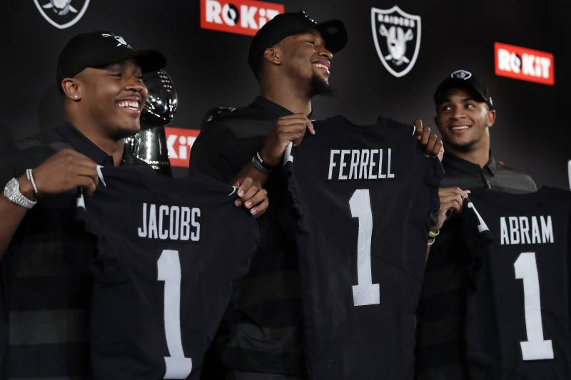 e0eff6feda9 What Every NFL Team's Rookie Class Must Accomplish in 2019 ...